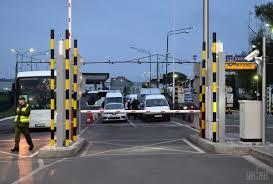 На кордонах із сусідніми державами стоять у чергах 470 транспортних засобів.