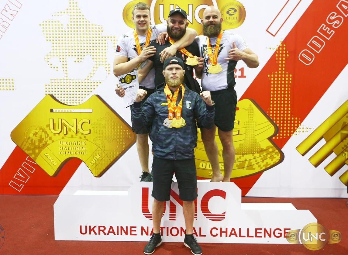 15 травня, в Одесі відбувся третій етап всеукраїнських змагань із бразильського джиу-джитсу Ukraine National Challenge.