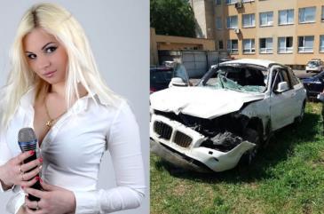 Як стало вчора відомо, Іванна Багова (Іванна Бідзіля) потрапила разом зі своєю мамою в жахливу ДТП.