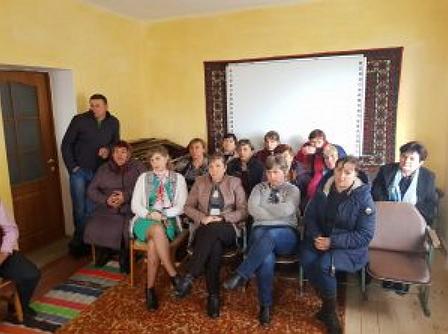 Перечинські пенсійники завітали у села Вільшинки та Тур'я Ремета