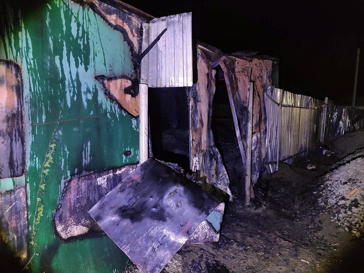 Трагическое событие в Ужгороде. Здесь, в пожаре на улице. Бабьяк был убит мужчиной.