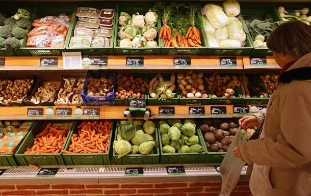 На зростання інфляції в квітні вплинули овочі, що різко подорожчали. За місяць ціни на них зросли на 12,6%.