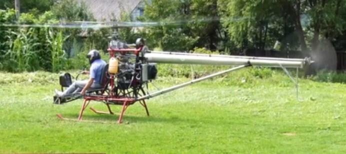 """Результат пошуку зображень за запитом """"Закарпатець збудував справжній вертоліт у себе вдома (ВІДЕО)"""""""