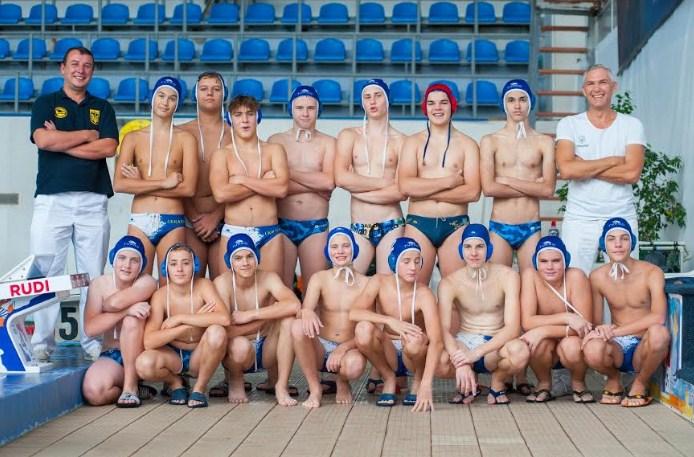 Збірна Закарпатської області з водного поло (юнаки 2006 р.н.) та молодші вийшла у фінал Чемпіонату України з водного поло.