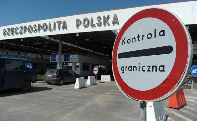 Польські прикордонники готують страйк, який паралізує кордон з Україною