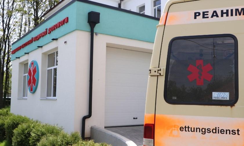 В Виноградовской районной больнице завершен ремонт, который обошелся более чем в 10 миллионов. 100,0 грн