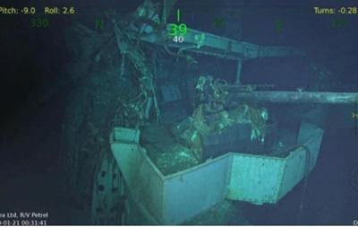 У Тихому океані виявили затоплений корабель часів Другої світової війни