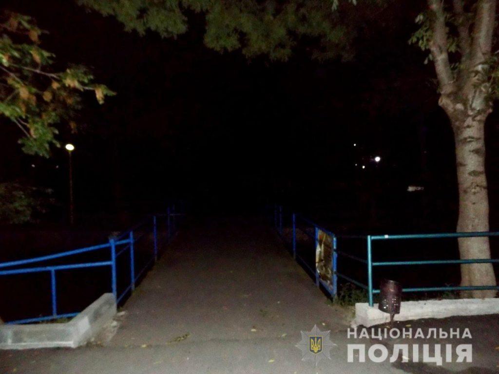 Слідчі поліції Іршави відкрили кримінальне провадження за фактом хуліганських дій в міському парку.