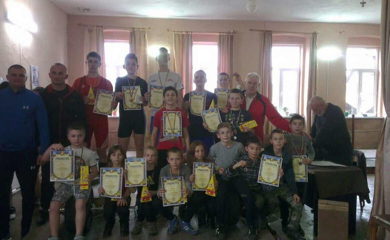 Змагалися спортсмени у селі Коритняни, Ужгородського району.