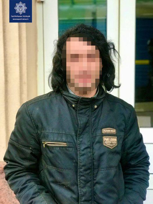 Вінницькі патрульні виявили чоловіка, який майже 9 років перебував у розшуку поліції.