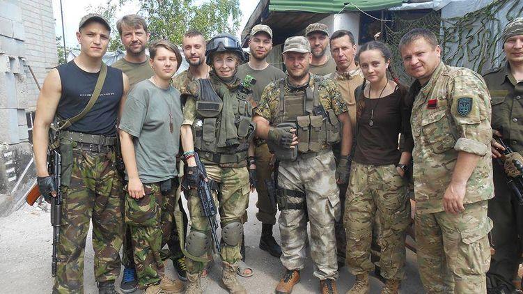 Глава Української добровольчої армії - скорочено УДА, Дмитро Ярош заявив про те, що підконтрольні йому добровольчі батальйони будуть повністю виведені із зони проведення ООС.