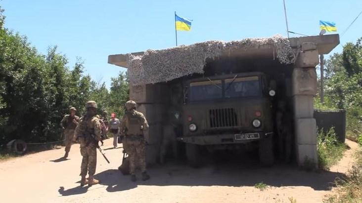В останній день червня ОБСЄ повідомила про повне розведенні сил у Станиці Луганській. Війська відвели як українські сили, так і формування сепаратистів.