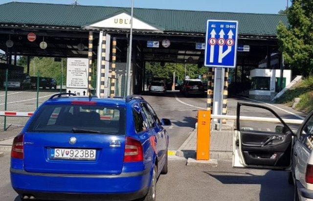 На этой неделе Правительство планирует разрешить функционирование еще двух КПП на границе с ЕС - откроют «Лужанку» и «Малый Березный».