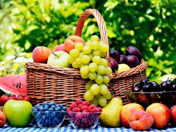 Урожай фруктів в Україні збільшився на 66%