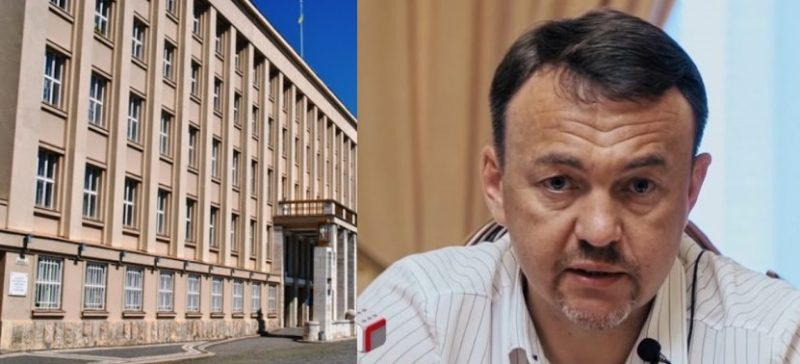 У переліку кадрових призначень, запланованих Кабміном на сьогодні, 13 квітня, значиться пункт про призначення генерал-майора СБУ на пост голови Закарпатської облдержадміністрації.