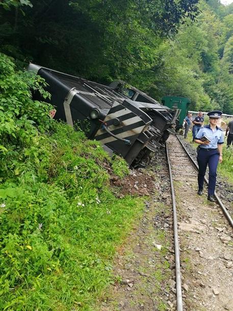 Популярний туристичний ретропоїзд Мокеніца (Пастушка) зазнав аварії на півночі європейської країни.