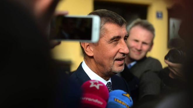 На виборах у Чехії перемагає мільярдер Бабіш