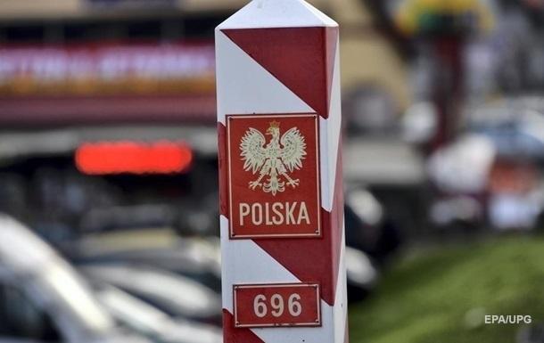 Украинец не заплатил штраф, выданный ранее за нарушение положений Уголовного налогового кодекса Польши.