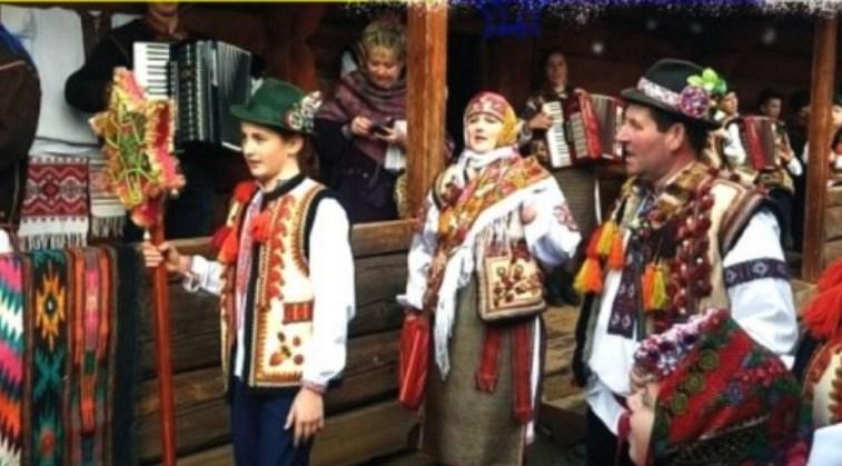 11 січня 2020 року в Ужгороді пройде традиційне різдвяне дійство -
