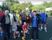 Спортсмени Виноградівщини висловили підтримку Михайлу Русанюку (ВІДЕО)
