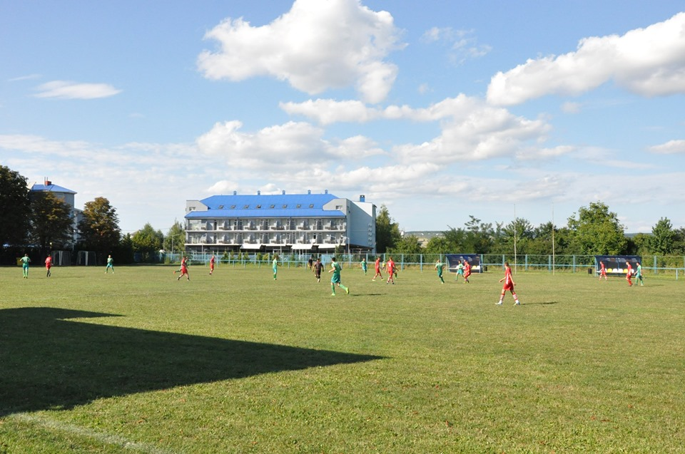 У неділю, 11 серпня, відбулись ігри чвертьфіналу Кубку Ужгородського району з футболу.