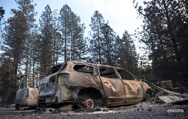 У Каліфорнії безвісти зникли більше 1200 людей