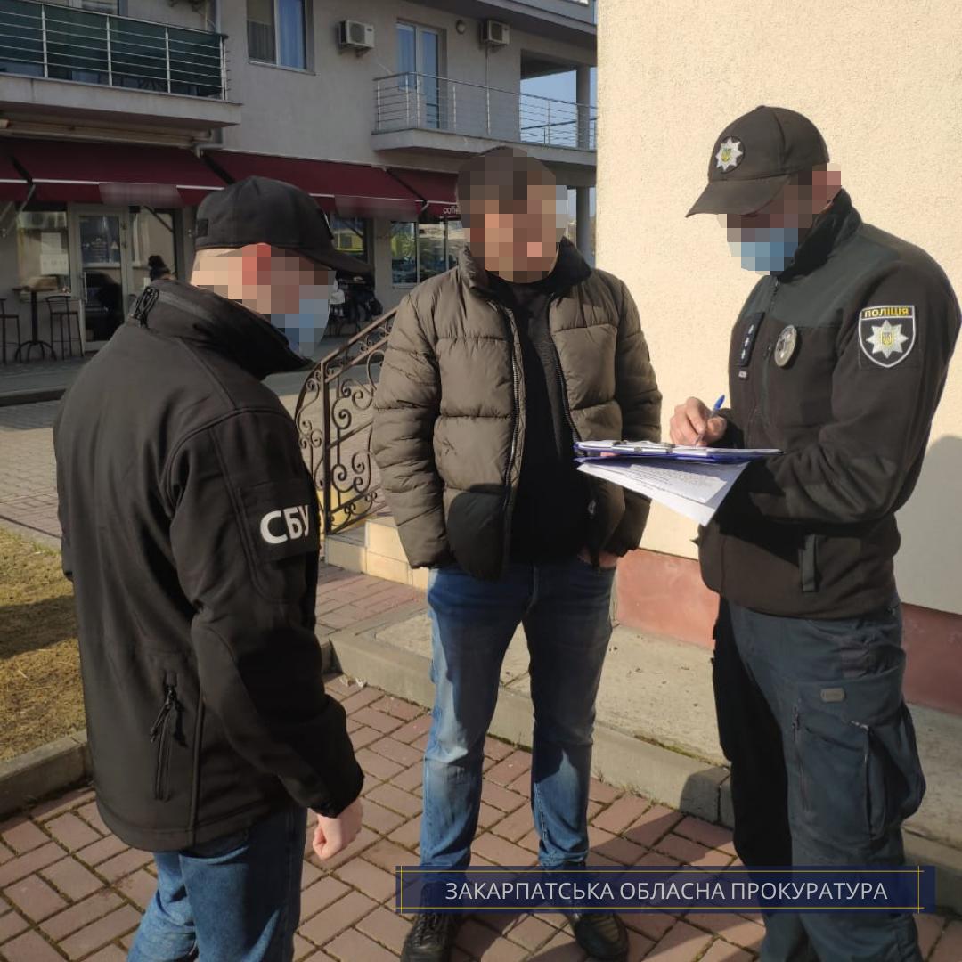 Директор товариства на Ужгородщині постане перед судом за незаконний видобуток піщано-гравійної суміші на майже 1,7 млн грн.