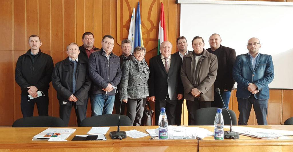 Відбулося заключне засідання Берегівської районної ради на Закарпатті.
