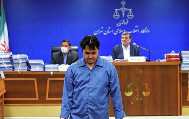 Редактора порталу AmadNews засудили до смертної страти за