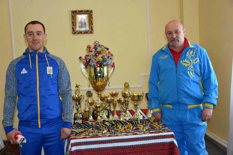 На Закарпатті урочисто проводжали на Олімпійські ігри Івана Ковбаснюка