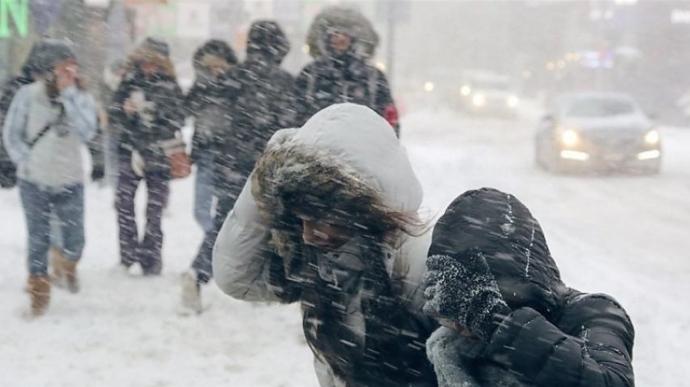 За інформацією Закарпатського центру з гідрометеорології, у зв'язку з виходом циклону з заходу та вторгненням арктичної повітряної маси очікується ускладнення погодних умов.