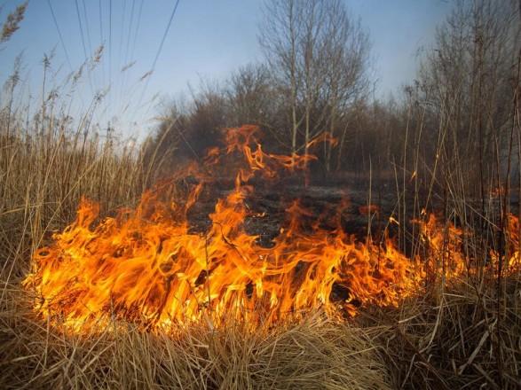 На більшій частині території Закарпатської області очікується висока (4-й клас) пожежна небезпека.