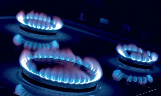За 1 куб газа, потребленный в феврале, закарпатцы будут платить 5 грн.