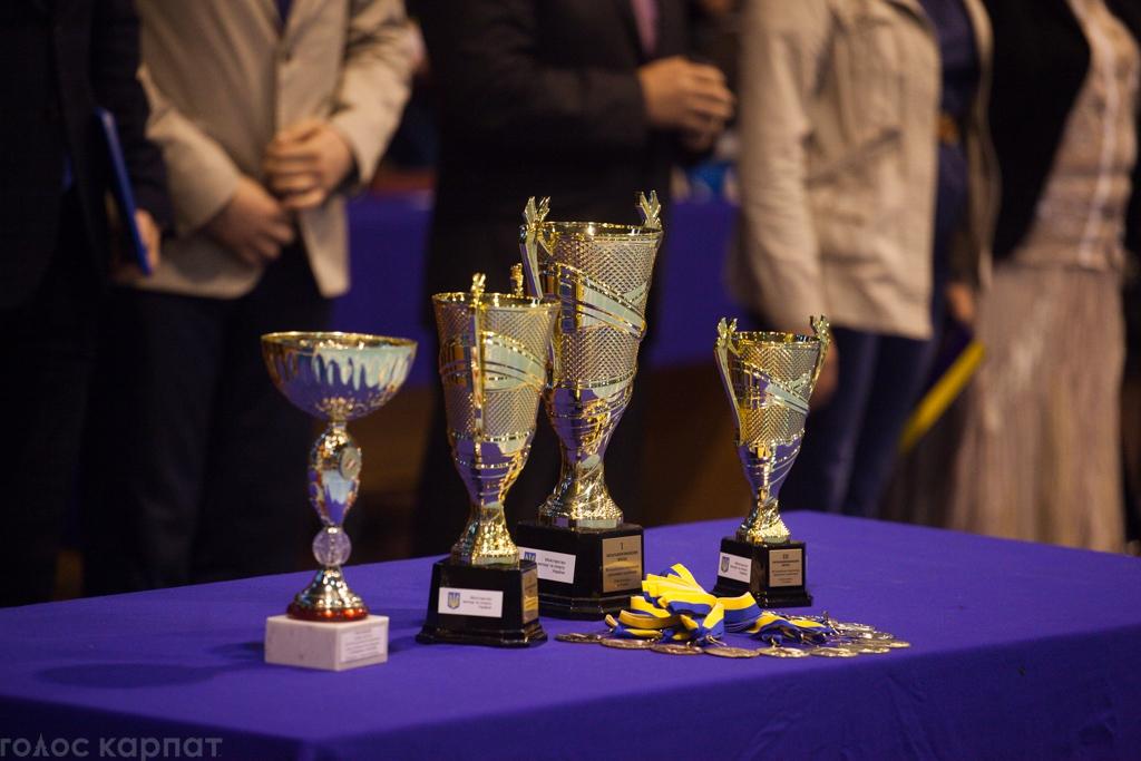На Закарпатті розпочались фінальні змагання XVIII Всеукраїнської спартакіади держслужбовців