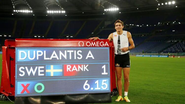 Вперше за 26 років побитий світовий рекорд радянського і українського спортсмена Сергія Бубки.