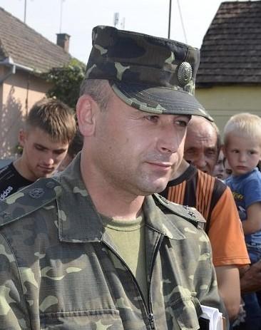 Фото киевского военкома игоря слюсаренко центре событий