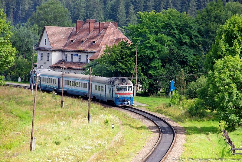 Львівська залізниця інформує про тимчасові зміни у приміському сполученні Коломия – Рахів.