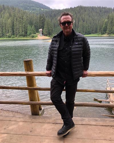Відомий голівудський актор відвідав озеро Синевир
