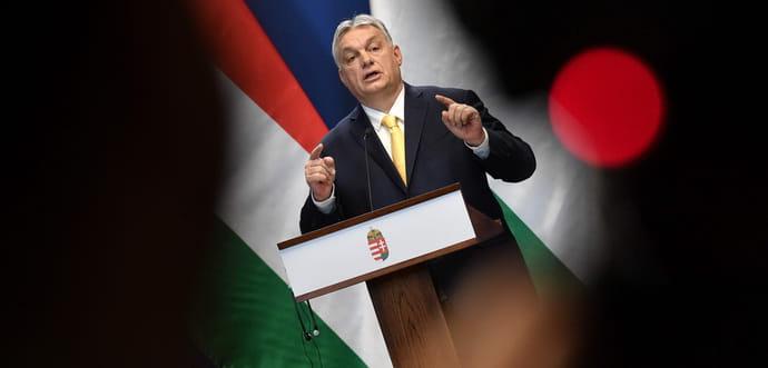 Партія прем'єр-міністра Угорщини Віктора Орбана за останні кілька діб має кілька