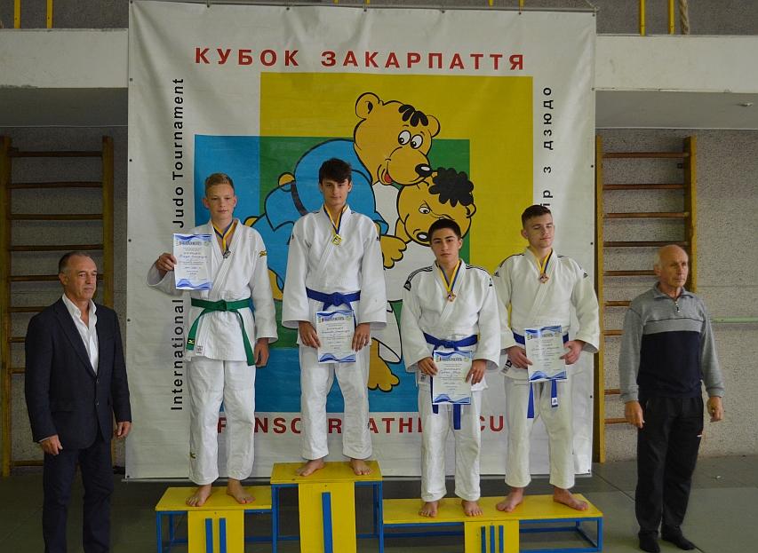 10-11 жовтня в залі дзюдо Падіюну пройшов щорічний турнір по дзюдо серед молодших кадетів до 17 років