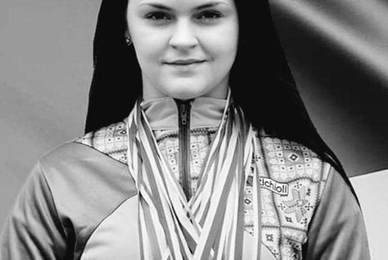 Трагічно загинула багаторазова призерка чемпіонатів України.