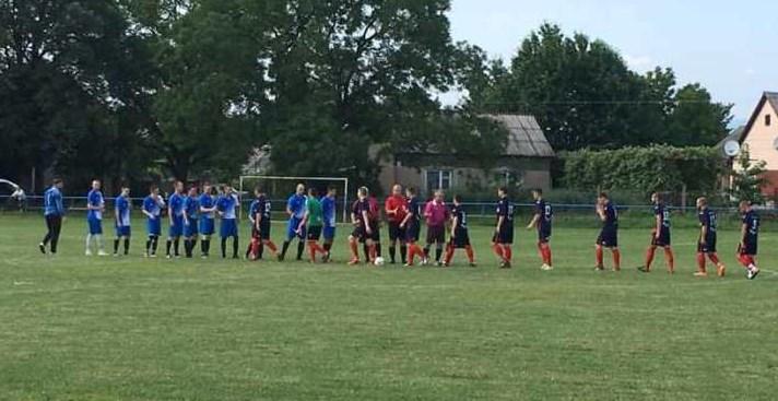 7 липня, відбулися ігри десятого туру чемпіонату Ужгородського району з футболу 2019.