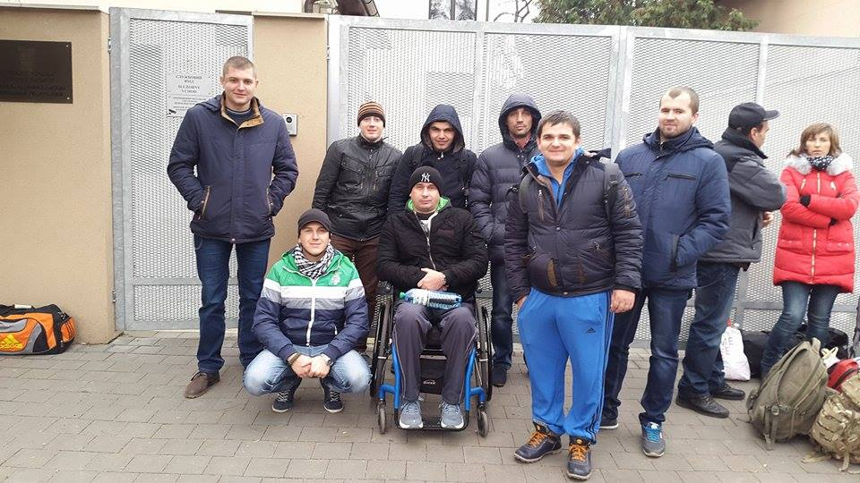 20 поранених в АТО закарпатських бійців реабілітовіватимуть у Словаччині