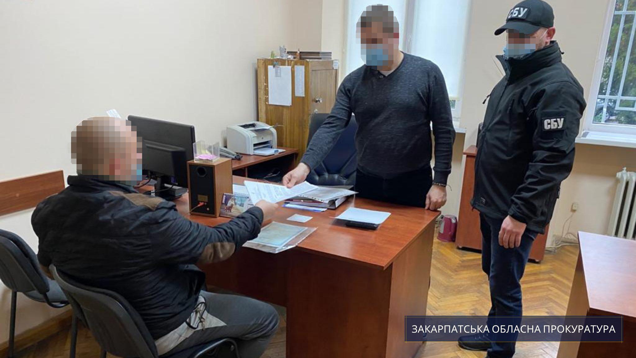 Закарпатская областная прокуратура доказала вину 38-летнего закакарпатского мужчины в невменяемости территориальной целостности и неприкосновенности Украины (часть 1 статьи 110 Уголовного кодекса Украины).