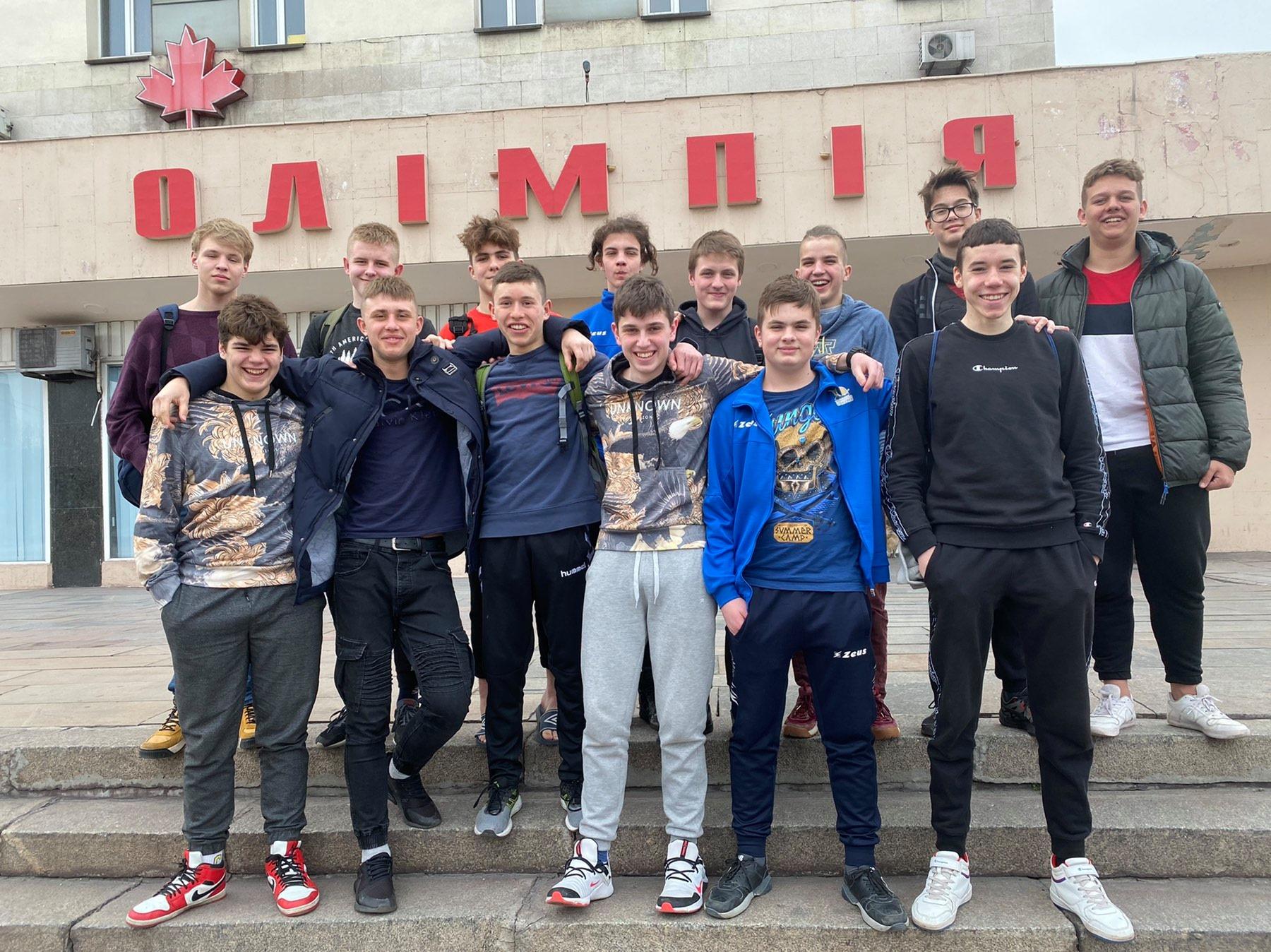Збірна Закарпатської області успішно виступила у II турі Чемпіонату, який проходив 30 березня- 3 квітня в м. Кам'янському на Дніпропетровщині.