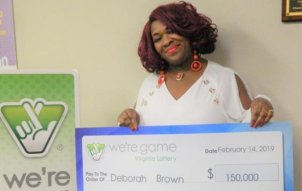 Американка виграла в лотерею 30 разів за день