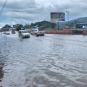 На Закарпатті підтопило будинки в кількох районах: вода продовжує підніматись