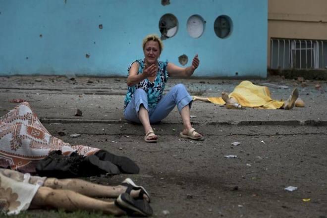 APR PRESS - ООН: Число жертв среди населения Донбасса растет