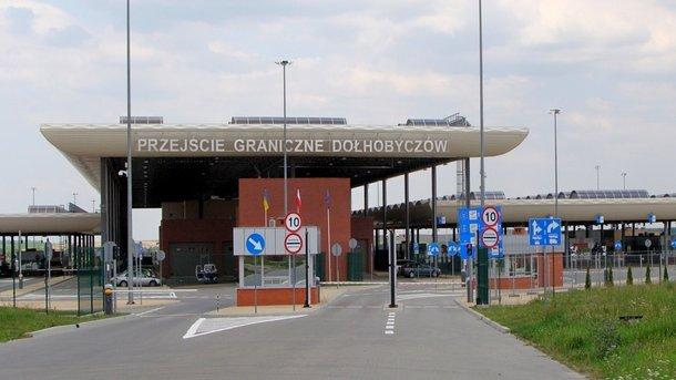 Чинним залишається тільки пішохідний перехід в Шегинях Львівської області.