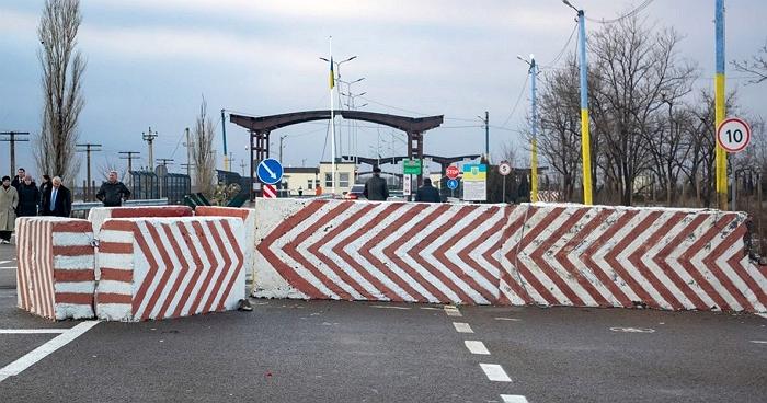 За минулі 24 години український кордон перетнула найбільш мінімальна кількість осіб.